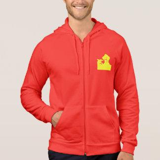 Ali G-inspired Save Africa Spain silhouette hoodie