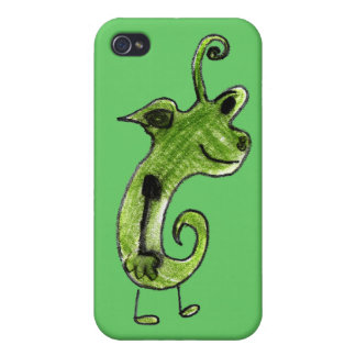 ali the alien ;) cases for iPhone 4