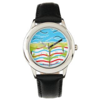 Alicante clock watch