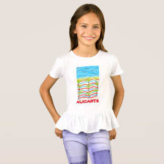 Alicante souvenirs different T-Shirt