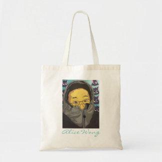 Alice Alicat Wong Tote Bag