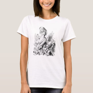 Alice and a Box of Animals T-Shirt