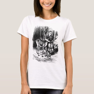 Alice and a Fawn T-Shirt