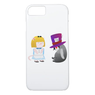 Alice and Hatter iPhone 8/7 Case