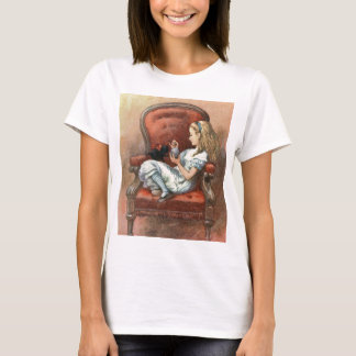 Alice and her Kitten T-Shirt