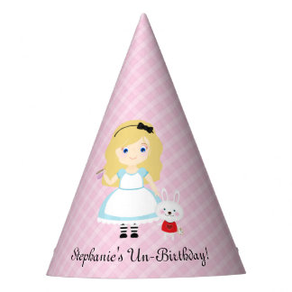 Alice and Her Tea Party Party Hat