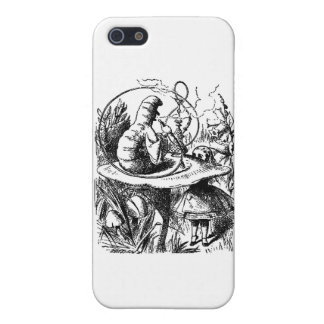 Alice and the Caterpillar Cover For iPhone 5/5S