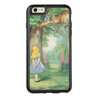 Alice and the Cheshire Cat OtterBox iPhone 6/6s Plus Case