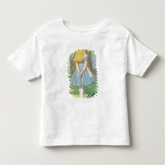 Alice and the Cheshire Cat T-shirts