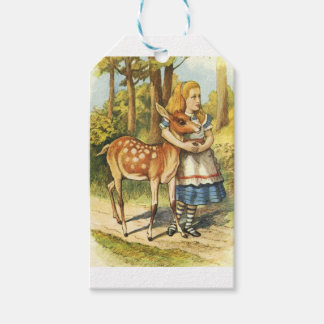 Alice and the Fawn Gift Tags