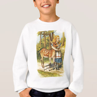 Alice and the Fawn Sweatshirt