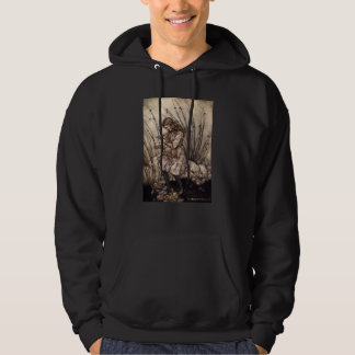 Alice and the Pig Baby Hoodie