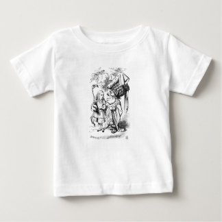 Alice and the Red Queen Baby T-Shirt