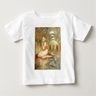 """ALICE ASKS, """"DOES THIS ROOM MAKE ME LOOK FAT?"""" T-SHIRTS"""