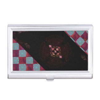 Alice-Beyond the door Business Card Holder