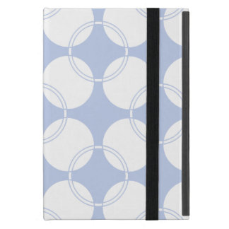 Alice Blue Wimbledon in an English Country Garden iPad Mini Case