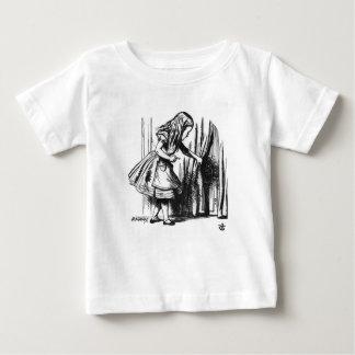 Alice Finds a Door Baby T-Shirt
