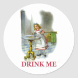 """Alice Found a Key by a Bottle That Said """"Drink Me"""""""