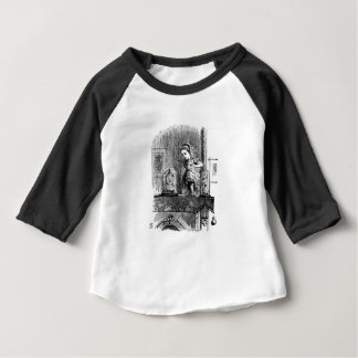 Alice in a Mirror Baby T-Shirt