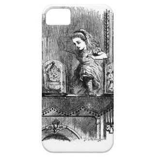 Alice in a Mirror Barely There iPhone 5 Case