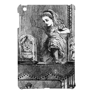 Alice in a Mirror iPad Mini Case