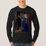 Alice in a Van Eyck Portrait SHIRT wonderland goth