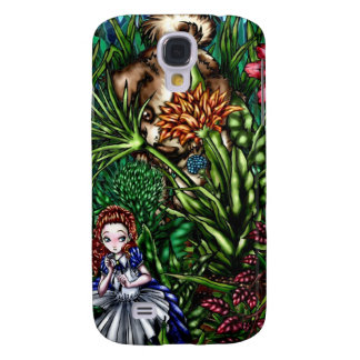 Alice in the Garden Galaxy S4 Covers