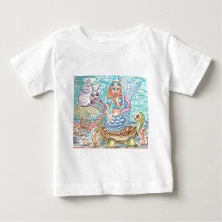 Alice in Water Wonderland Baby T-Shirt