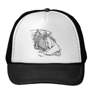 Alice in Wonderland 4 Trucker Hat