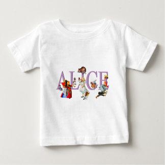 Alice in Wonderland and Friends Tees
