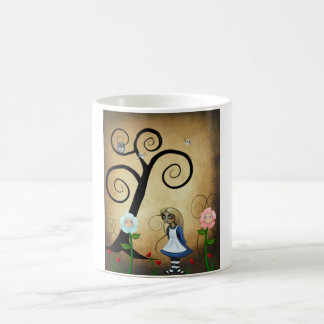 Alice in Wonderland Art Mug