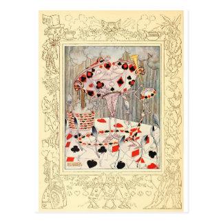 Alice in Wonderland Card Battle