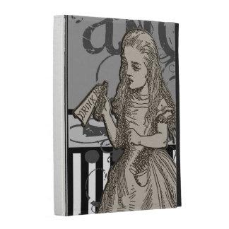 Alice In Wonderland iPad Folio Case