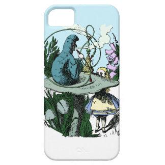Alice in Wonderland Catepillar Hookah iphone 5 Case For The iPhone 5