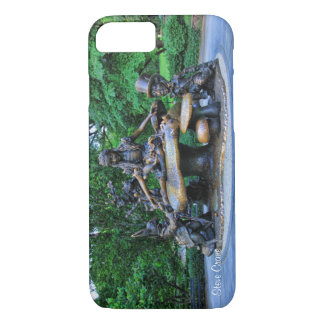 Alice in Wonderland - Central Park NYC iPhone 7 Case