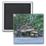 Alice in Wonderland - Central Park NYC Fridge Magnets