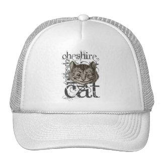 Alice In Wonderland Cheshire Cat Grunge (Single) Cap