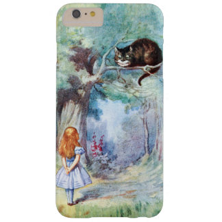 Alice in Wonderland Cheshire Cat iPhone 6 Plus Barely There iPhone 6 Plus Case