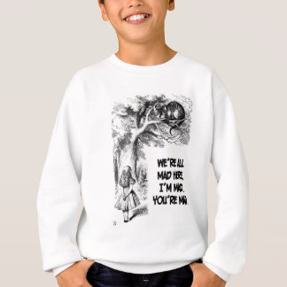 Alice in Wonderland Cheshire Cat Items Shirts