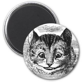 Alice in Wonderland Cheshire Cat Magnet