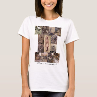 Alice in Wonderland - Customized T-Shirt