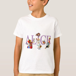 ALICE IN WONDERLAND & FRIENDS T-Shirt