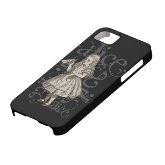 Alice In Wonderland Grunge iPhone 5 Covers