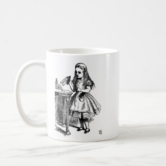 Alice in Wonderland Impossible things mug