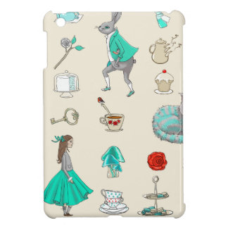 Alice in wonderland iPad mini case
