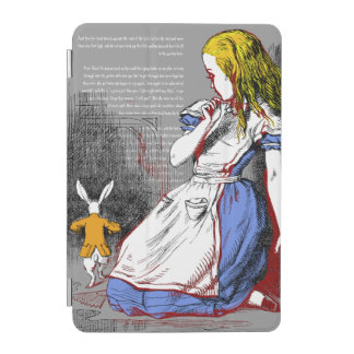 Alice in Wonderland iPad Mini Cover