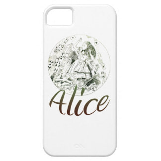Alice in Wonderland iPhone 5 Cases