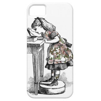 Alice in Wonderland iphone 5 cover childrens