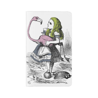 Alice in Wonderland Large Moleskine Notebook