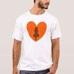Alice in Wonderland Love T-Shirt